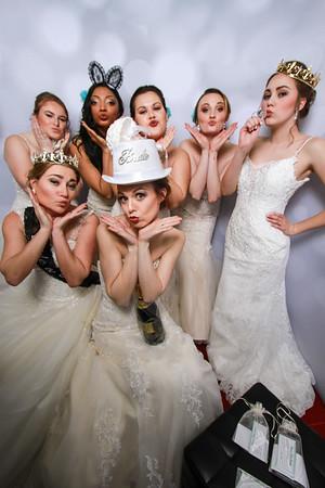 """Bride St. Louis """"Paint Your Canvas"""" Bridal Show 02-18-18"""