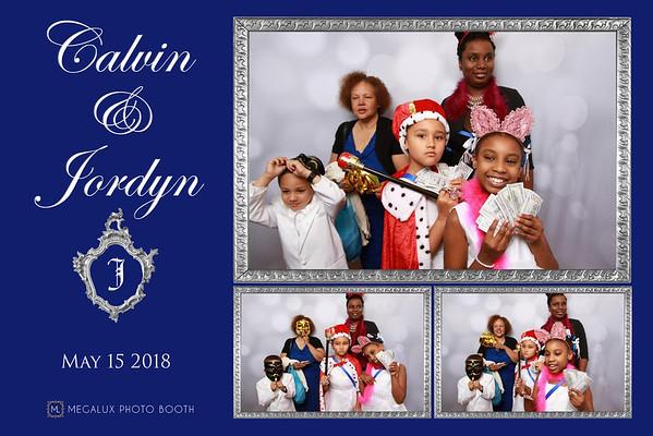 Calvin & Jordyn Wedding 05-15-18