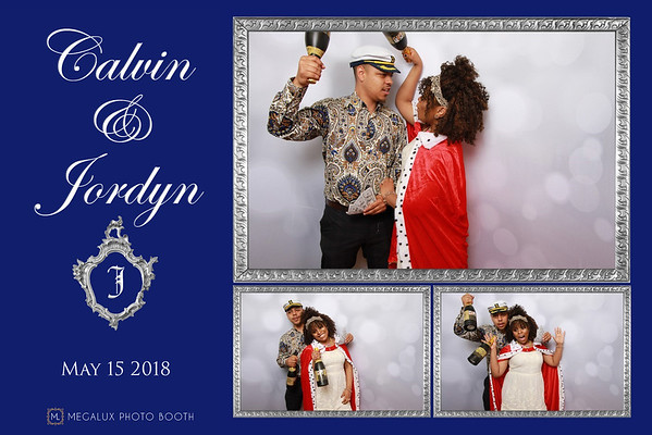 Calvin & Jordyn Wedding 05-15-18
