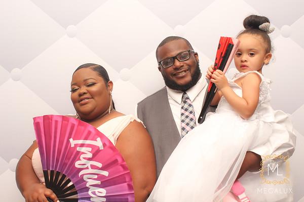 Cara & Eddie's Wedding Reception 07-03-21