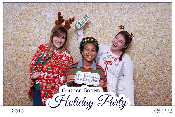 College Bound Holiday Party 12-11-18