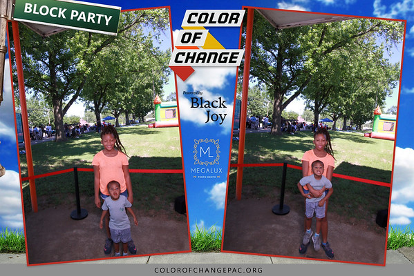 Color of Change - Block Party 07-07-18