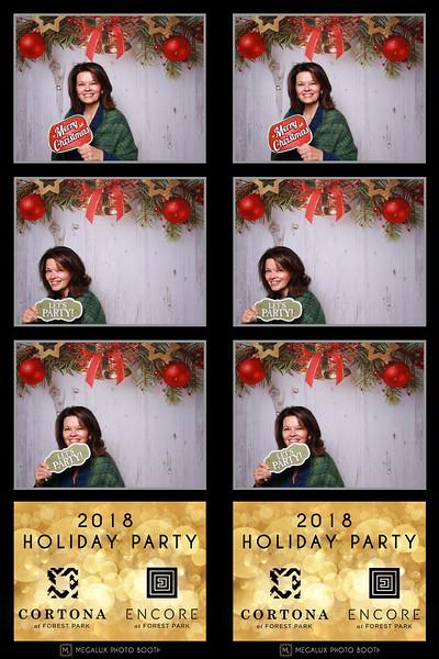 Cortona Holiday Party 12-18-18