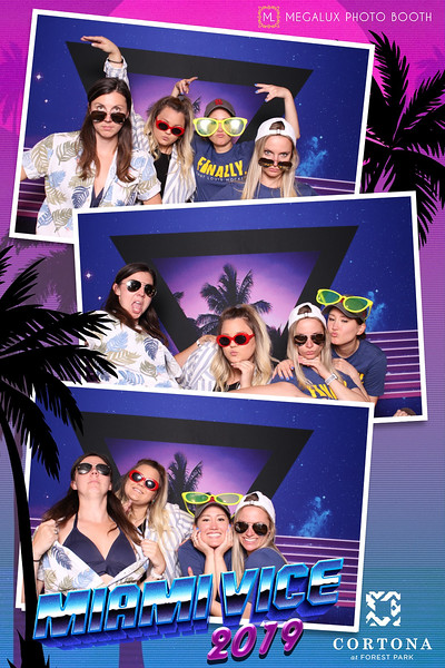 Cortona Miami Vice Pool Party 06-15-19
