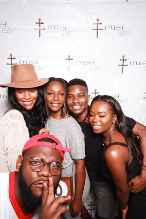 D'USSE' at Shi Sha Lounge 09-01-18