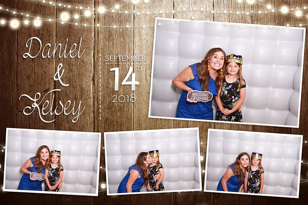 Daniel & Kelsey Wedding 09-14-18