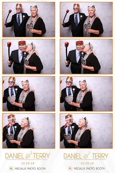 Daniel & Terry Wedding 10-20-18