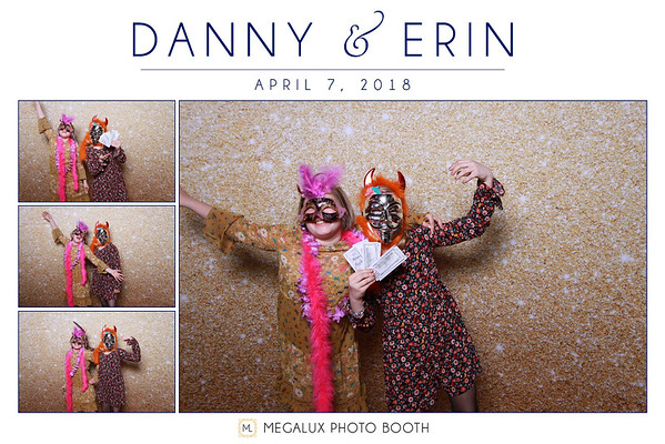 Danny & Erin Wedding 04-07-18