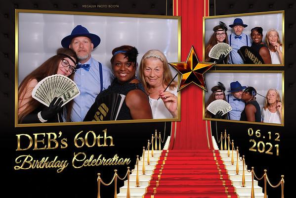 Debra's Surprise 60th Birthday 06-12-21