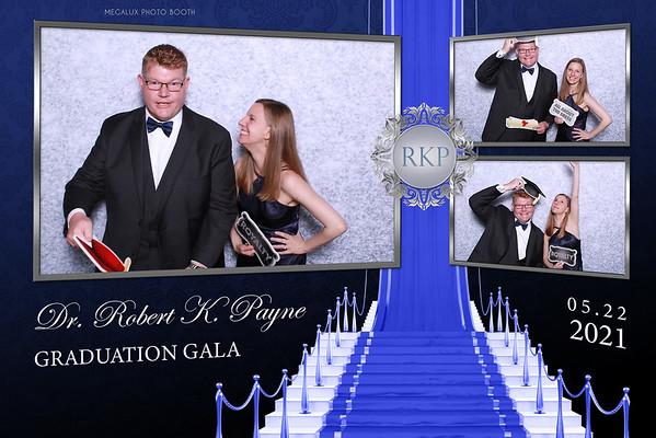 Dr. Robert Payne Graduation Gala 05-22-01