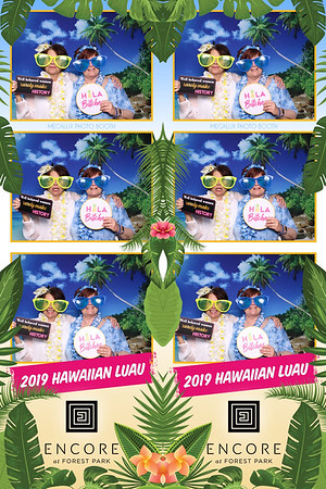Encore Luau Pool Party 06-08-19