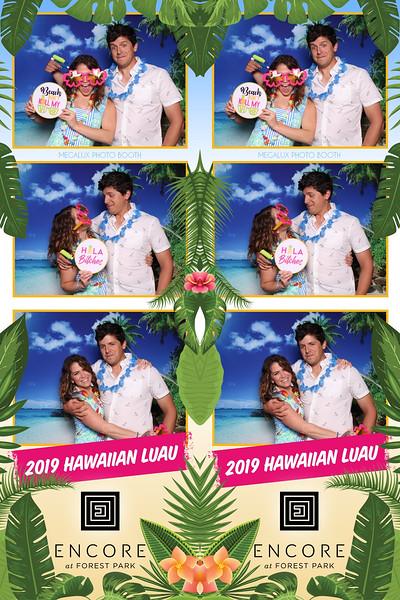 Encore Luau Pool Party 06-08-19