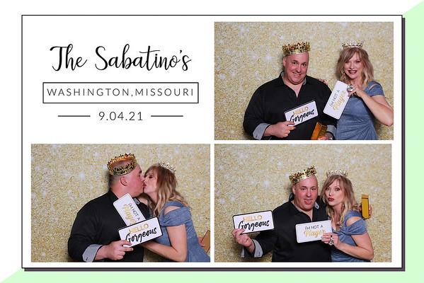 Erika & Lucas Wedding Reception 09-04-21