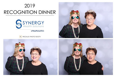 Financial Guide Recognition Dinner 01-25-19