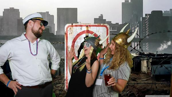 FormFast Kickoff Party at Howl at The Moon 09-24-17
