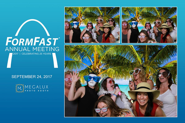 FormFast Kickoff Party at Howl at The Moon 09-24-17