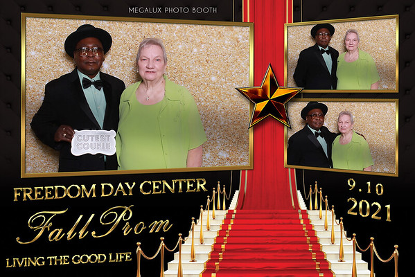 Freedom Day Center Fall Prom 09-10-21