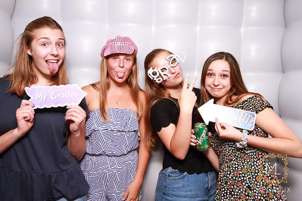 Grace's Grad Party 06-02-18