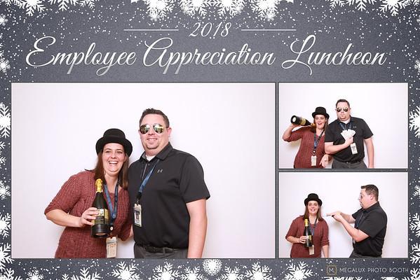 Gulfstream Employee Appreciation Luncheon 12-10-18