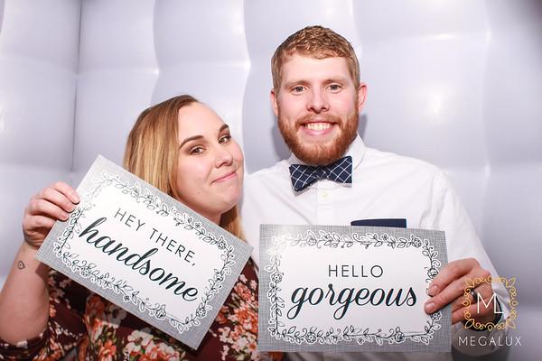 Heather & Matt Wedding 10-28-17