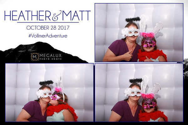 Heather & Matt Wedding 10-28-17
