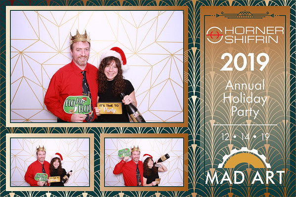 Horner & Shifrin Holiday Party 12-14-19