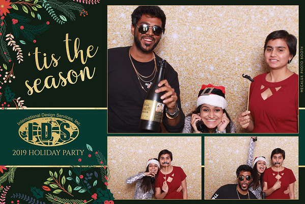 IDS Holiday Party 12-07-19
