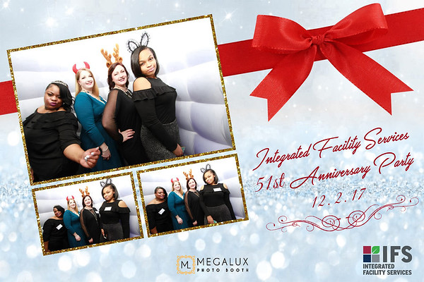 IFS Anniversary Party 12-02-17