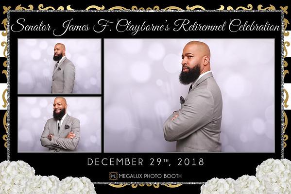 James Clayborne's Retirment Party 12-29-18