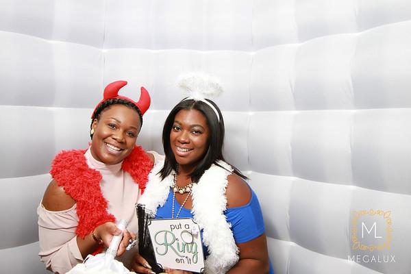 Jarmelle & Lauren Wedding 10-01-17