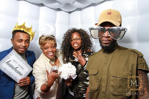 Jasmine & Fred Wedding 10-27-17