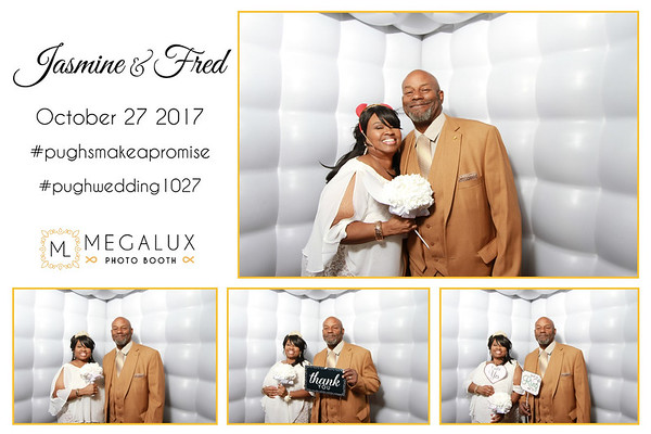 Jasmine & Fred Wedding 10-27-17
