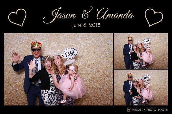 Jason & Amanda Wedding 06-08-18