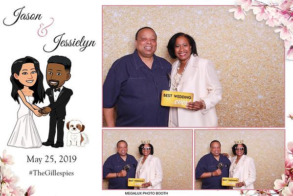 Jason & Jessielyn Wedding 05-25-19