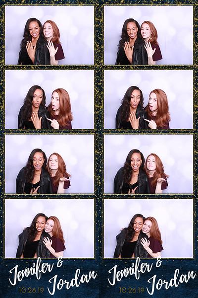 Jennifer & Jordan Wedding 10-26-19