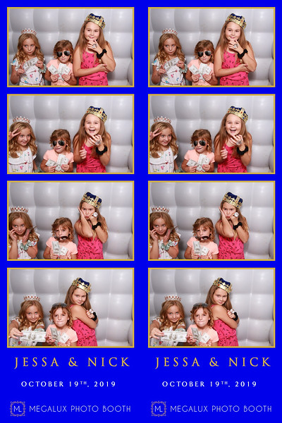Jessa & Nick Wedding 10-19-19