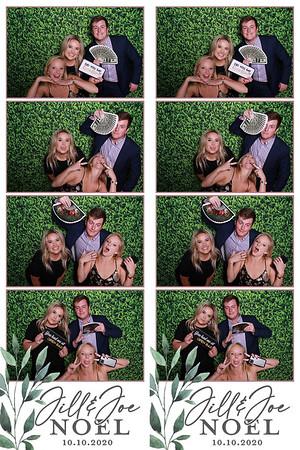 Jill & Joe's Wedding 10-10-20