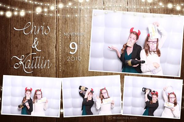 Kaitlin & Chris Wedding 11-09-19