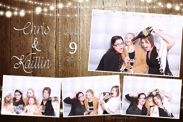 Kaitlin & Chris Wedding 11-09-19