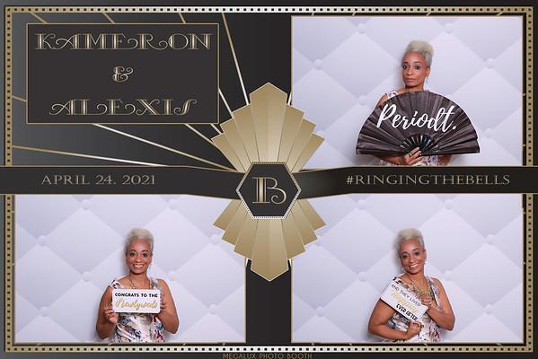 Kameron & Alexis Wedding 04-24-21