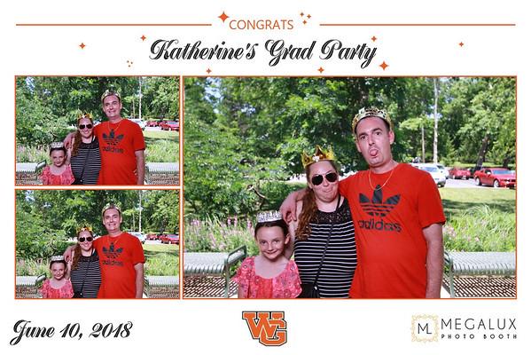 Katherine's Grad Party 06-10-18