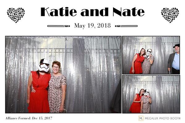 Katie & Nate Wedding 05-19-18