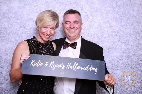 Katie & Ryan's Hallowedding 10-31-20