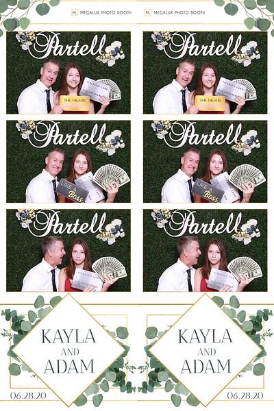 Kayla & Adam Wedding 06-28-20