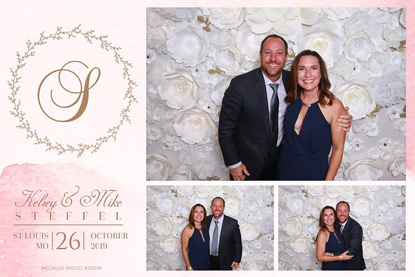 Kelsey & Mike Wedding 10-26-19