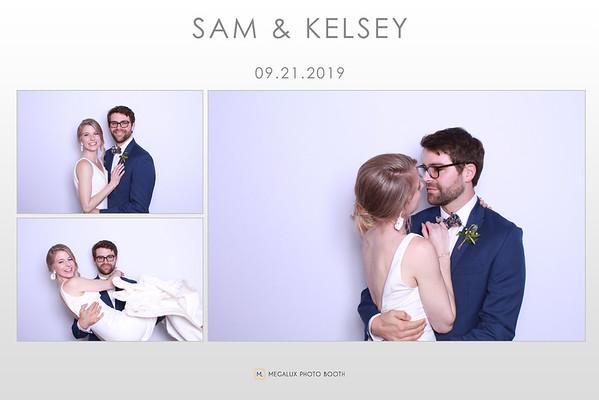 Kelsey & Sam Wedding 09-21-19