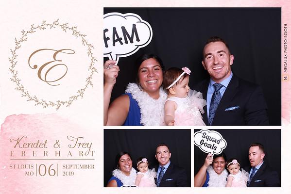 Kendel & Trey Wedding 09-06-19