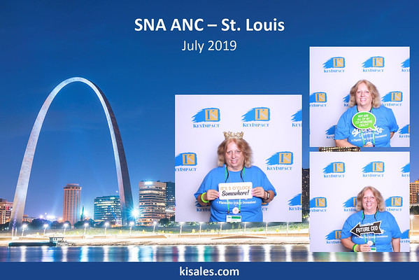 Key Impact Sales at SNA ANC 07-15-19