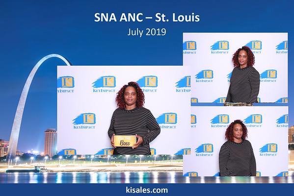 Key Impact Sales at SNA ANC 07-16-19