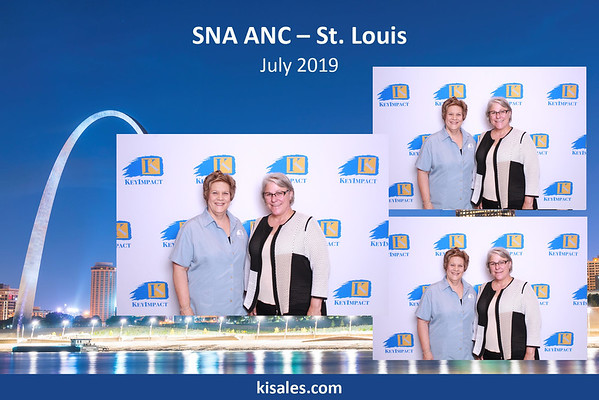 Key Impact Sales at SNA ANC 07-16-19